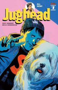 JUGHEAD #1 FRANCAVILLA VAR CVR