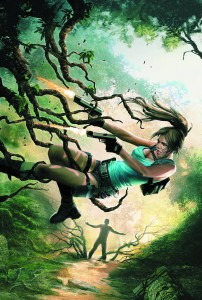 LARA CROFT FROZEN OMEN #1 (OF 5)