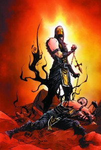 MORTAL KOMBAT X #11 (MR)
