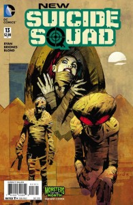 NEW SUICIDE SQUAD #13 MONSTERS VAR ED