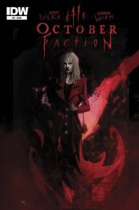 OCTOBER FACTION #9