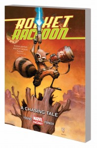 ROCKET RACCOON TP A CHASING TALE TP VOL 01 A CHASING TALE