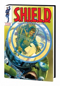 SHIELD COMPLETE COLLECTION OMNIBUS HC ROSS CVR
