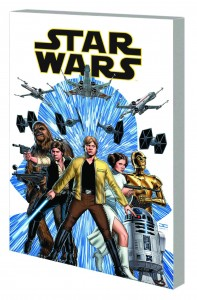 STAR WARS TP VOL 01 SKYWALKER STRIKES