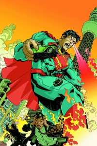 SUPERMAN #45 MONSTERS VAR ED