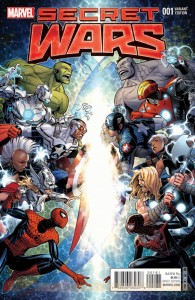 Secret Wars # 1 Variante