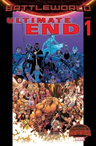 Secret wars Ultimate end #1
