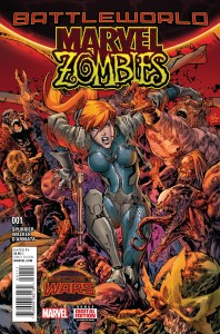 Secret wars marvel zombies #1