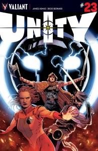 UNITY #23 CVR A EVELY (NEW ARC)