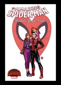 secret spider-man #1 renew