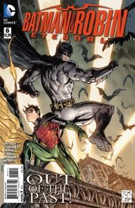 BATMAN AND ROBIN ETERNAL #6