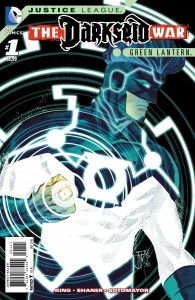 JUSTICE LEAGUE GODS AND MEN GREEN LANTERN #1