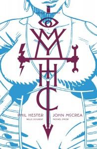 MYTHIC #5 CVR A MCCREA & HUGHES