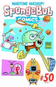 SPONGEBOB COMICS #50