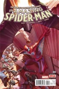 AMAZING SPIDER-MAN #4