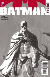 BATMAN EUROPA #2 (OF 4) BLACK & WHITE VAR ED