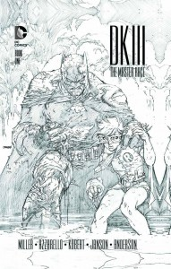 DARK KNIGHT III MASTER RACE #1 (OF 8) COLLECTORS ED HC