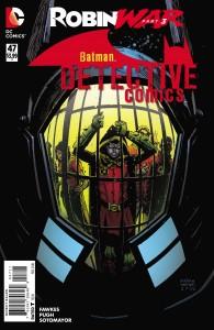 DETECTIVE COMICS #47 (ROBIN WAR)