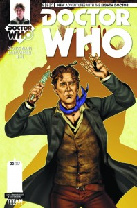 DOCTOR WHO THE EIGHTH DOCTOR #2 #2 (OF 5) REG STOTT