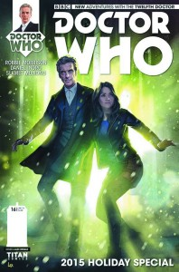 DOCTOR WHO THE TWELFTH DOCTOR #16 #16 REG RONALD