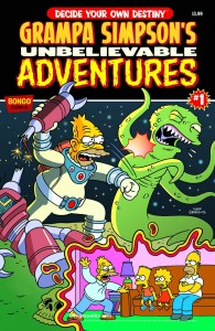 GRAMPA SIMPSON`S UNBELIEVABLE ADVENTURES #1