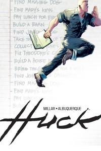 HUCK #2 CVR A ALBUQUERQUE