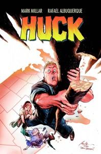 HUCK #2 CVR B ALBUQUERQUE
