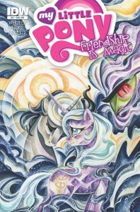 MY LITTLE PONY FRIENDSHIP IS MAGIC #37 SUBSCRIPTION VAR