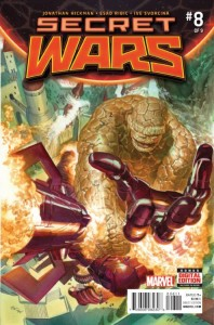 SECRET WARS #8 (OF 8)