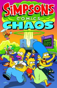 SIMPSONS COMICS CHAOS TP