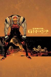 TOKYO GHOST #4 CVR B