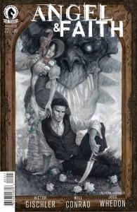 ANGEL AND FAITH SEASON 10 #22 MAIN CVR