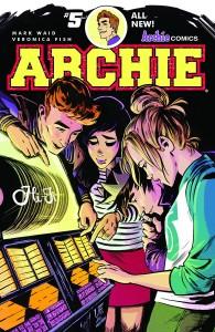 ARCHIE #5 #5 VERONICA FISH REG CVR A