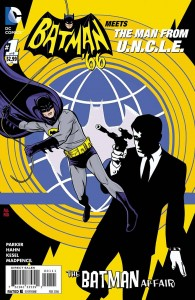 BATMAN 66 MEETS THE MAN FROM UNCLE #1 (OF 6)