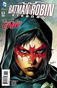 BATMAN AND ROBIN ETERNAL #13