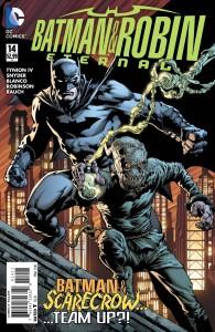 BATMAN AND ROBIN ETERNAL #14