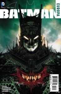 BATMAN EUROPA #3