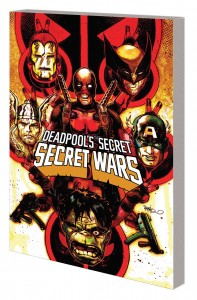 DEADPOOLS SECRET SECRET WARS TP