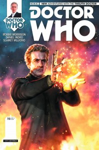 DOCTOR WHO THE TWELFTH DOCTOR #15 #15 REG RONALD