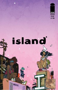 ISLAND #5 (MR)
