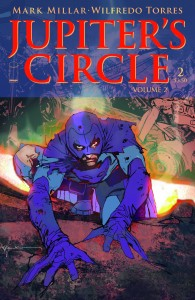JUPITERS CIRCLE VOL 2 #2 (OF 6) CVR A SIENKIEWICZ (MR)