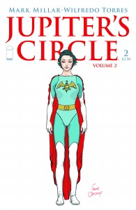 JUPITERS CIRCLE VOL 2 #2 (OF 6) CVR B QUITELY (MR)