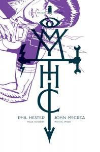 MYTHIC #6 CVR A MCCREA & HUGHES