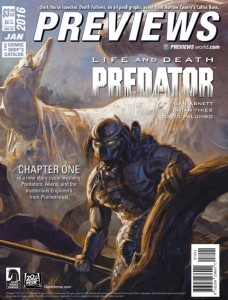 PREVIEWS #328 JANUARY 2016