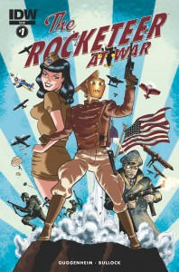 ROCKETEER AT WAR #1 (OF 4)
