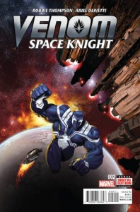 VENOM SPACE KNIGHT #2