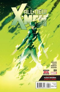 ALL NEW X-MEN #4