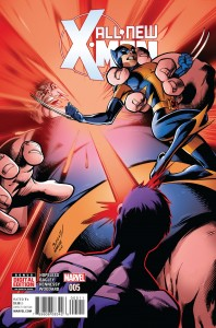 ALL NEW X-MEN #5