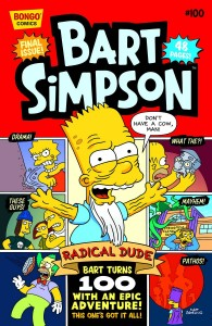 BART SIMPSON COMICS #100 #100