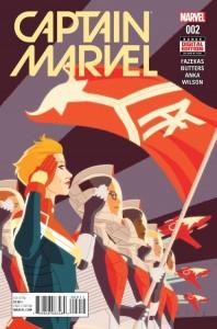 CAPTAIN MARVEL #2